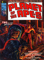 Planet of the Apes (Marvel comics - 1974) -3- (sans titre)