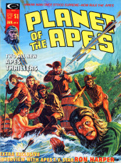 Planet of the Apes (Marvel comics - 1974) -4- (sans titre)