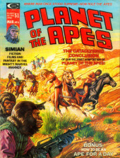 Planet of the Apes (Marvel comics - 1974) -6- (sans titre)