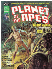 Planet of the Apes (Marvel comics - 1974) -8- The Warhead Messiah!