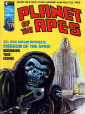 Planet of the Apes (Marvel comics - 1974) -9- Kingdom of the Apes!