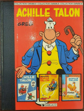 Achille Talon -INT2- Achille Talon - 3 albums