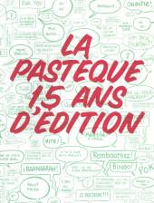 (Catalogues) Éditeurs, agences, festivals, fabricants de para-BD... - La Pastèque - 2013 - 15 ans d'édition - Catalogue