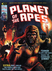 Planet of the Apes (Marvel comics - 1974) -13-