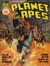 Planet of the Apes (Marvel comics - 1974) -14- Terror on the Planet of the Apes