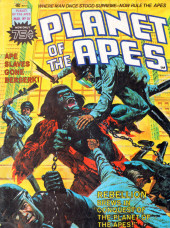 Planet of the Apes (Marvel comics - 1974) -18- Ape slaves gone berserk!