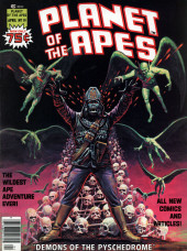 Planet of the Apes (Marvel comics - 1974) -19- Demons of the Psychedrome