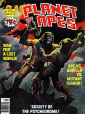 Planet of the Apes (Marvel comics - 1974) -20- War for a lost world