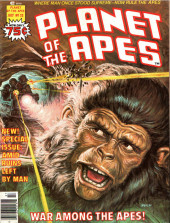 Planet of the Apes (Marvel comics - 1974) -22- War among the apes!