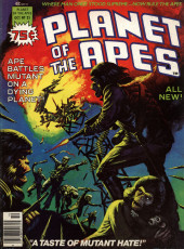 Planet of the Apes (Marvel comics - 1974) -25- A taste of mutant hate!