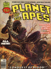 Planet of the Apes (Marvel comics - 1974) -27-