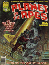 Planet of the Apes (Marvel comics - 1974) -28- Battle for the Planet of the Apes