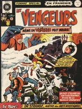 Les vengeurs (Éditions Héritage) -11- Même les Vengeurs peuvent mourir!