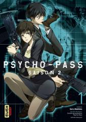 Psycho-Pass Saison 2 -1- Tome 1