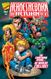 Heroes reborn (1997) -1- The return part 1: The judgment