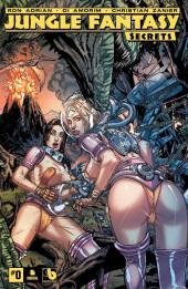 Jungle Fantasy - Secrets (2018) -0- Issue 0