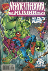 Heroes reborn (1997) -2- The return part 2: Second coming
