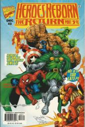 Heroes reborn (1997) -3- The return part 3: Third dimension