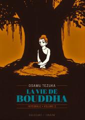 Bouddha - La Vie de Bouddha -INT2- Intégrale - Volume 2
