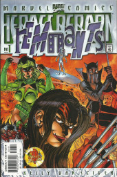 Heroes reborn (Marvel comics - 1997) -1- Remnants: The day earth got ill !