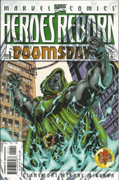 Heroes reborn (1997) -1- Doomsday: A world untamed
