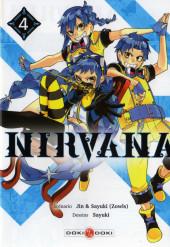 Nirvana (Sayuki) -4- Tome 4