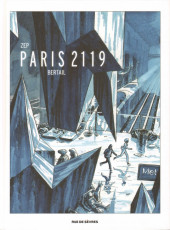 Paris 2119 - Tome TL