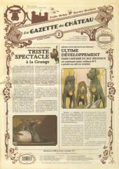 Le château des Animaux -2- La Gazette du Château n°2