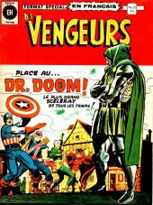 Les vengeurs (Éditions Héritage) -22- Dr Doom se présente!