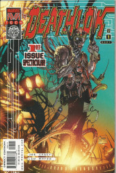 Deathlok (1999) -1- The crawl part one: From small things