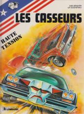 Les casseurs - Al & Brock -1b1984- Haute tension
