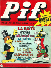 Pif (Gadget) -84- Pif fonce
