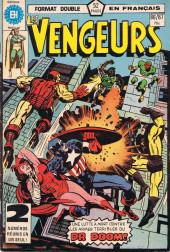 Les vengeurs (Éditions Héritage) -8687- Se tenir seul!