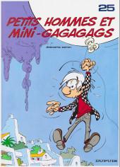Les petits hommes -25a2001- Petits hommes et mini-gagagags