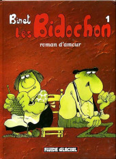 Les bidochon -1b2018pub- Roman d'amour