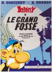 Astérix -25a92- Le grand Fossé