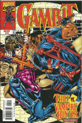 Gambit (1999) -4- Old wounds, fresh blood!