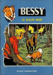 Bessy -60- Le scalpe noir