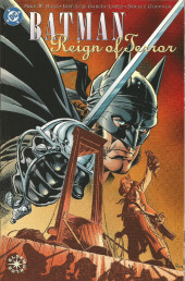 Batman (One shots - Graphic novels) -GN- Reign of terror