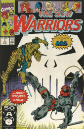 New Warriors (The) (1990) -7- Hard choices part one: The heart of the hunter