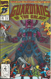 Guardians of the Galaxy (1990) -25- And now... Galactus