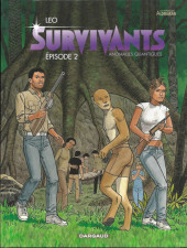 Survivants - Anomalies quantiques -2a2018- Épisode 2