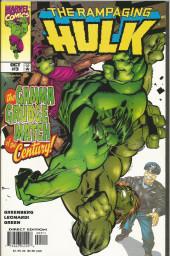 The rampaging Hulk Vol.2 (Marvel comics - 1998) -3-