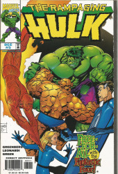 The rampaging Hulk Vol.2 (Marvel comics - 1998) -5- Monsters in our midst