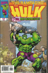The rampaging Hulk Vol.2 (Marvel comics - 1998) -6- Hulk smashed