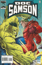 Doc Samson (1996) -1- Greenness envy