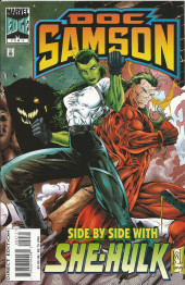 Couverture de Doc Samson (1996) -2- Bodydouble