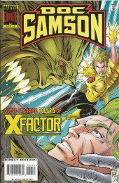Doc Samson (1996) -4- The final analysis
