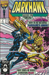 Darkhawk (1991) -5- Fury from beyond
