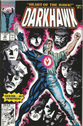 Darkhawk (1991) -10- Heart of the hawk, part 1: Eyewitness